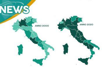 MistAway - la mappa delle zanzare in italia
